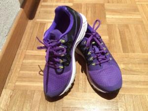Mis nuevas y motivantes zapatillas