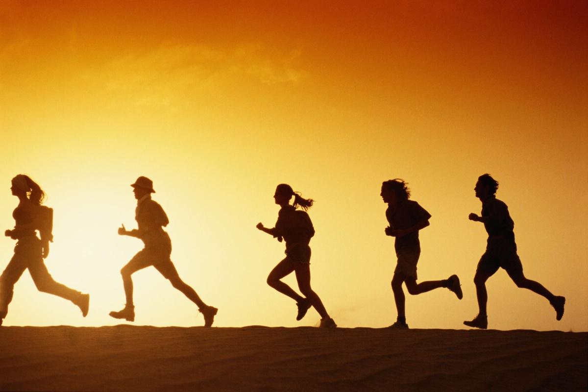 El running y yo, yo y elrunning